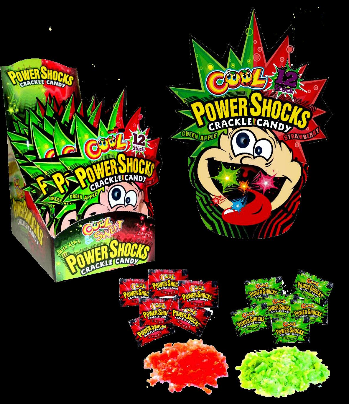 Power shocks