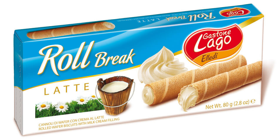 Roll Break au lait