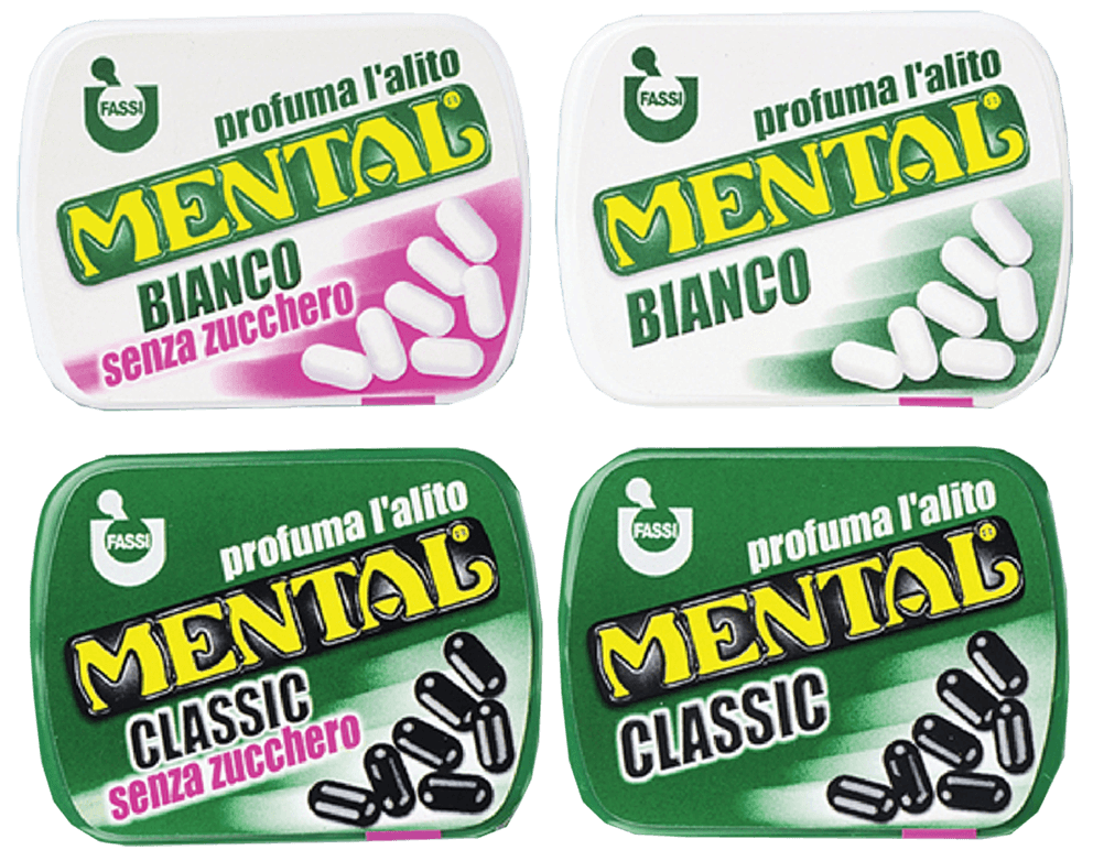 Mental Classic / Bianco